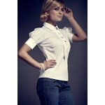 FIGL Dámská košile M008 white