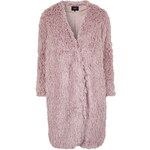 Topshop **Aviation Faux Fur Coat by Goldie