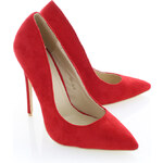 Červené lodičky Lovely II EUR36
