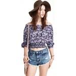 H&M Obnošené džínové šortky