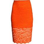 H&M Krajková sukně