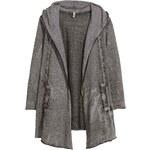 H&M Kardigan s kapucí