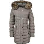 s.Oliver dámský zimní kabát 05.510.52.7663/9320 Šedá XL