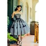 SCARLETT - úchvatné šaty ve stylu 50.let od francouzského návrháře