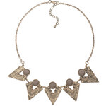 Vero Moda Women's Herlin Necklace - Pale Gold
