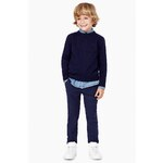 Mango Kids - Dětský svetr 104-164 cm - tmavomodrá