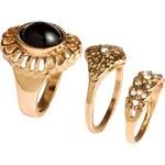 H&M Balení. 3 prsteny