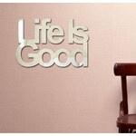 Unknown Dekorativní zrcadlo Life's Good