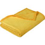 Bellatex Micro deka žlutá