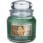 Village Candle Svíčka ve skle Christmas Morning - střední