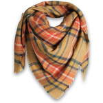 Esprit Hebký károvaný šátek