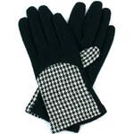 Art of Polo Zimní rukavice - černé rk14320.4