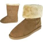 Beppi Dámská obuv 2145350_camel