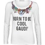 Gaudi Born To be Cool Tričko