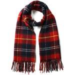 CHICWISH Dámská šála Scotland červená