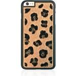 AYANO KIMURA Pouzdro / kryt pro Apple iPhone 6 Plus / 6S Plus - AYANO, Glam! Leopard Beige - VÝPRODEJ