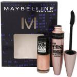 Maybelline Dárkový balíček dekorativní kosmetiky Lash Sensation & Colorama