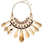 H&M Široký náhrdelník