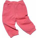 Gelati Dívčí tepláky - světle červené, 68 cm