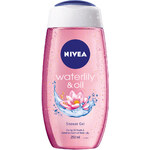 NIVEA Water Lily Oil sprchový gel 250ml