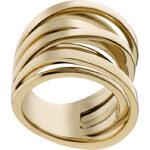 Michael Kors Pozlacený prsten MKJ2597710 56 mm