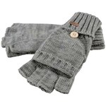 rukavice COAL - The Cameron Glove Heather Grey (03)