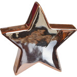 StarDeco Měděná hvězda 20cm