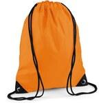 Vak na záda Gymsac - Zářivá oranžová univerzal