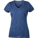 Tričko Gipsy - Džínově modrá S