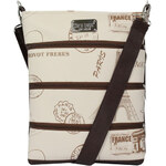 Dara bags Crossbody kabelka Dariana Big No. 229 Luxury
