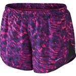 Nike PRINTED MODERN TEMPO SHORT růžová M