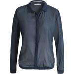 Esprit chiffon blouse + polo collar