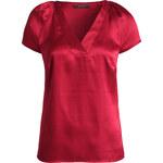Esprit jacquard satin blouse