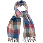 Gant Multi Pastel Checked Woven Scarf