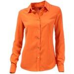 Travel Couture by Heine Travel Couture by Heine dámská košile, košile oranžová