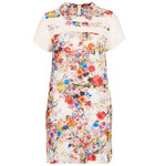 Topshop **Contrast Dress by Love