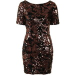 Topshop Sequin Bodycon Dress