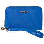 Velká dámská peněženka GINO ROSSI - AFV041-GRD-BTBT-5300-X Modrá