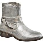 Polokozačky TAMARIS - 1-25330-30 Silver 941