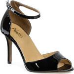 Sandály PALAZZO - 211-6L-N Černá