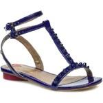 Sandály LOVE MOSCHINO - JA16341C0ZJC0705 Modrá