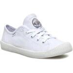 Plátěnky PALLADIUM - Flex Lace 93155170 White/Vapor