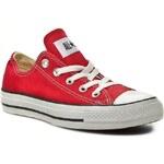 Plátěnky CONVERSE - All Star M9696 Červená