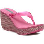 Žabky IPANEMA - 81189 Pink/Brown 41032