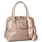 Kabelka LOVE MOSCHINO - Borsa Saffiano JC4035PP1KLD0209 Taupe