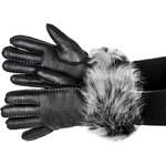 Dámské rukavice EMU AUSTRALIA - Taroona Gloves Nappa Finish Black XS/S