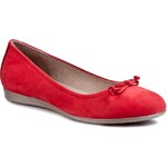 Baleríny ECCO - Touch 15 26001302466 Chili Red