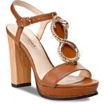 Sandály MENBUR - 006498 Tan/Cuero 023