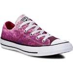 Plátěnky CONVERSE - CT Ox 547288C Berry Pink