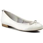 Baleríny TAMARIS - 1-22122-24 White 100